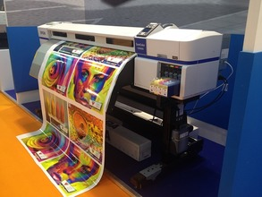 pantone digital printing press CMYK